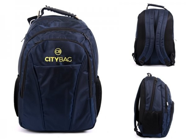 Blue Traveller Cabin Size Backpack - CityBags