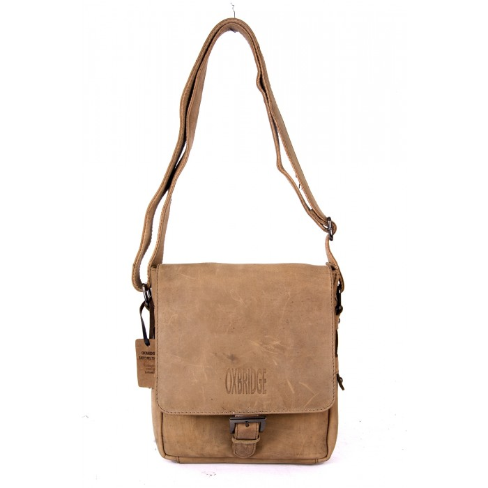 Tan Hunter Oxbridge Shoulder Bag