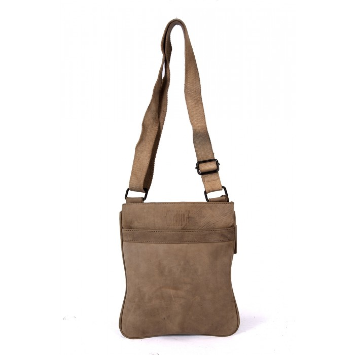 Brown Oxbridge Shoulder Bag